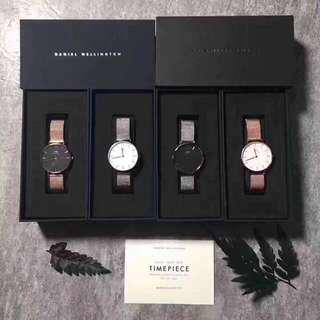 Authentic Daniel wellington watch