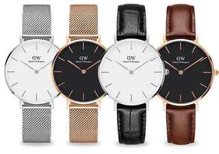 Daniel wellington for men&women