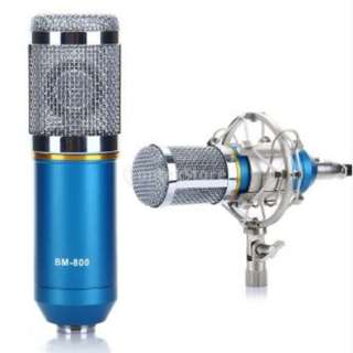 (limited) Professional Condenser Microphone Mic Sound Studio with additional condenser