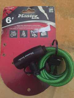 Master bike lock