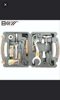 Brand New Universal MTB/BIKES/BICYCLES tool Box