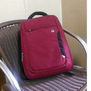 HP Laptop Bag (red)