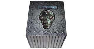 Iron maiden cd boxset