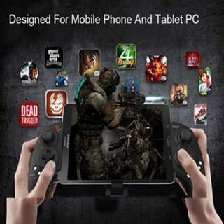 Ipega Wireless Bluetooth Game Pad Controller Joystick For iPhone Samsung/HTC/Sony/Xiaomi Android/iOS Stmart Phone Tablet