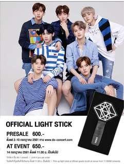 CLOSED NEX7 Official Lightstick