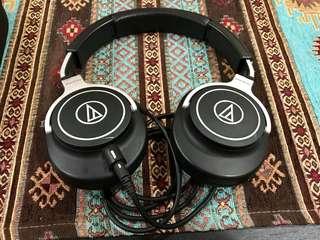 Audio-techanica ATH M70X