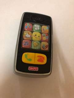 Fisher Price Mobile Phone