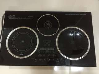 Almost New Big Induction Cooker