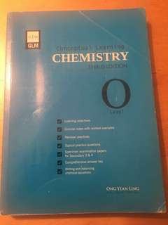 GLM Conceptual Learning Chemistry O Level