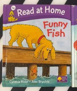 Oxford Reading Tree - Read at Home Series