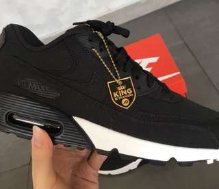 NIKE AIRMAX 90 DENIM ( Release JD Only)