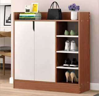 SHOE CABINET BRAND NEW READY STOCK