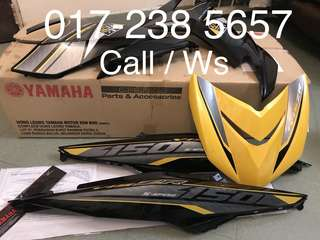 Yamaha Y15ZR Cover set