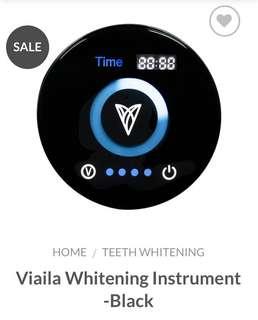 Cold light teeth whitening kit