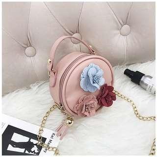 Cute Rose Sling Bag