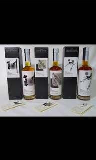 Essence of Suntory whisky