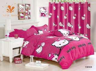 US Character Bedsheet Set (Girls)