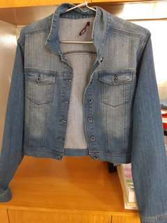 Crissa Denim Jacket