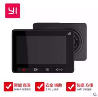 Xiaoyi YI BLACK POWER EDITION Dashcam Car Recorder + Sandisk Ultra 16GB 98MB/s