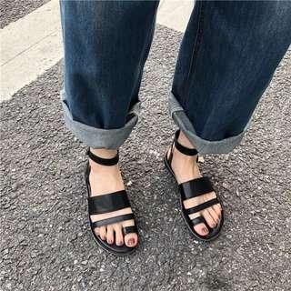 🚚 全新韓版羅馬涼鞋👡