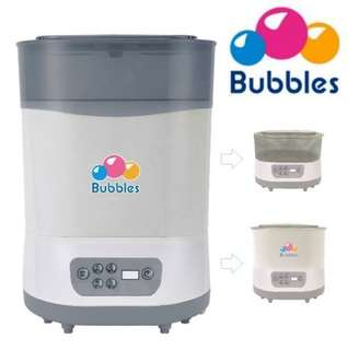 Steam Steriliser and Dryer (2 in 1) - PULAU PINANG