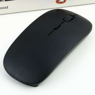 (44)2.4G Wireless Ultra-Thin Optical Mouse for Laptop