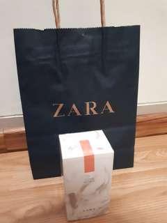 ZARA ORIGINAL PARFUM harga counter 299rb