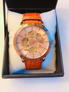 LK watch 機器錶