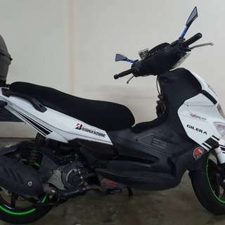 Sell Me Your Gilera ST200