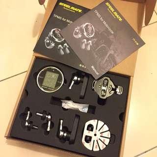 Steel mate 鐵將軍胎內式台壓偵測器(哈雷專用款)
