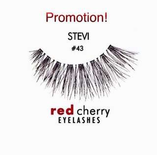 Promotion Red Cherry Lashes