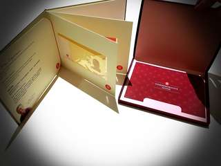 SG50 Commemorable Notes Casing