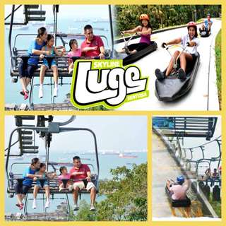 Luge And Skyride Sing 🇸🇬