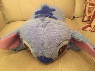 全新 Disney Stitch 史迪仔日本毛毛超可愛大公仔(香港Namco夾番黎)