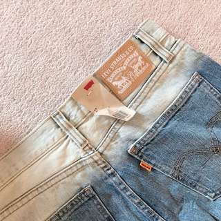 Levi's High-Waisted Jeans