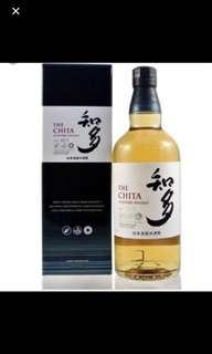 日本威士忌 知多