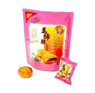 Tiger Head Brand Biscuit 9pcs (3 pack )
