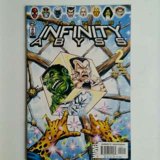 Infinity Abyss No.2 comic