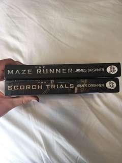 Maze runner & scorch trials