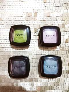 Nyx Single Shadows