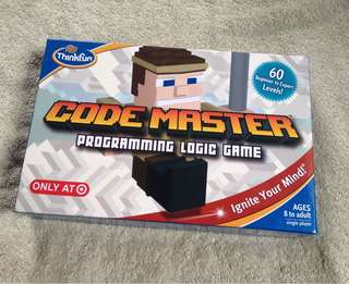 Code Master (programming logic game)