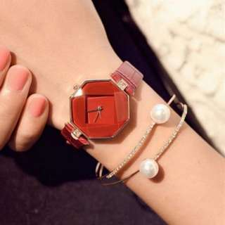 Bright Red Watch