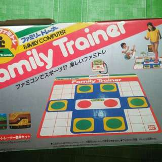 Family Trainer Game Matt Pad