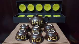 Premium Chinese Tea - LongJing Tea Leave - Free Tea Set