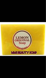 Whitening Acne Lemon Soap