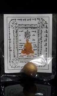 Lp Sin Loop Om Prai Kuman Pasom Thai Amulet