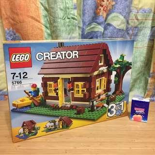 LEGO 5766 Creator house