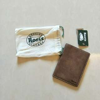 🚚 Roots單人護照夾