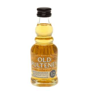Old Pulteney 12 Year Old 酒版 50ml 威士忌 蘇格蘭 Miniature