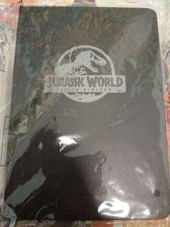 Jurassic World Fallen Kingdom Notebook